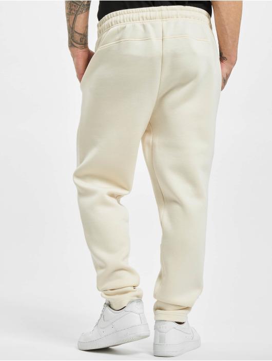Urban Classics Jogging kalhoty Cut And Sew béžový