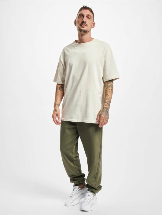 Urban Classics Jogging kalhoty Basic 2.0 olivový