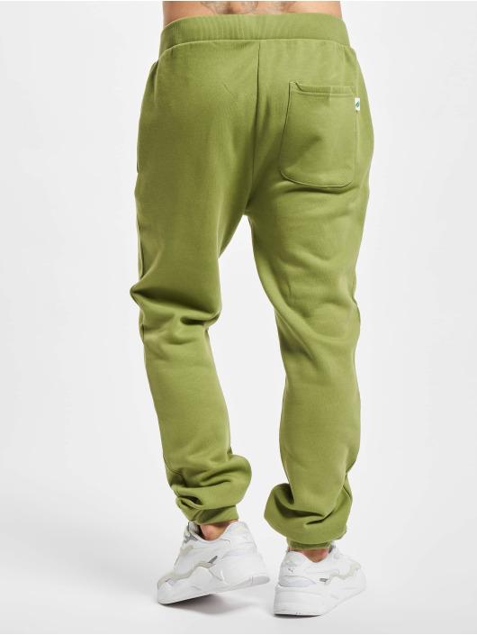 Urban Classics Jogging kalhoty Organic Basic olivový