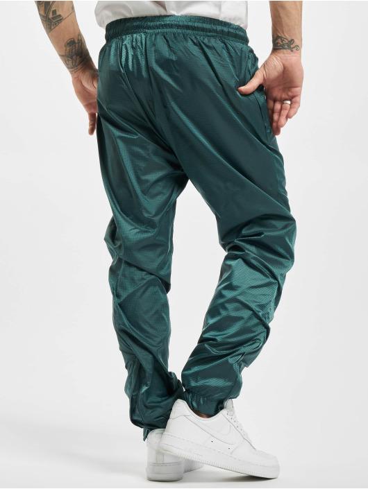Urban Classics Jogging Jacquard vert