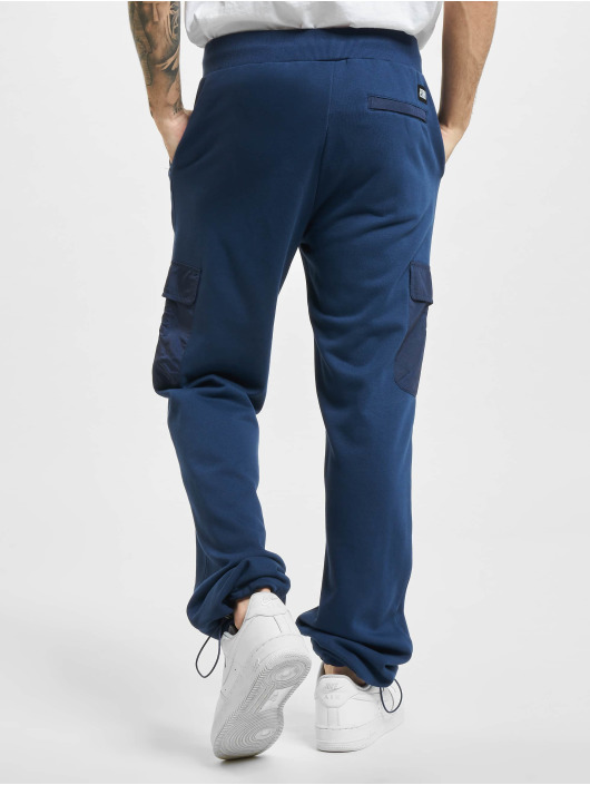 Urban Classics joggingbroek Commuter blauw