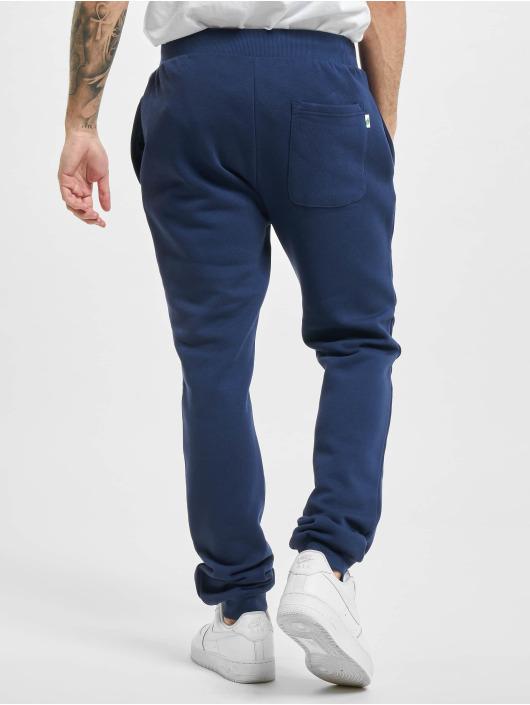 Urban Classics joggingbroek Organic Basic blauw