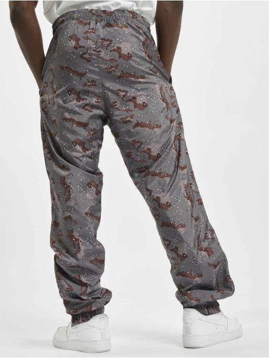 Urban Classics joggingbroek Camo camouflage