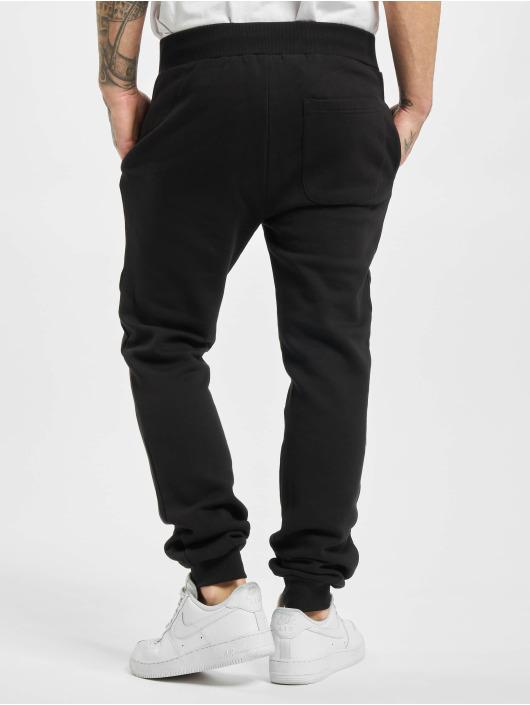 Urban Classics joggingbroek Organic Basic zwart