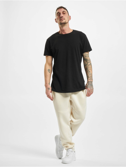 Urban Classics Joggingbukser Cut And Sew beige