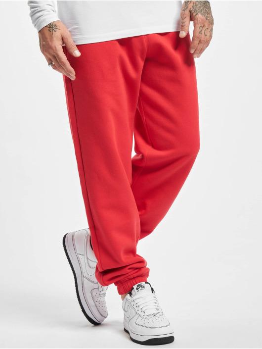 Urban Classics Joggingbyxor Basic 2.0 röd