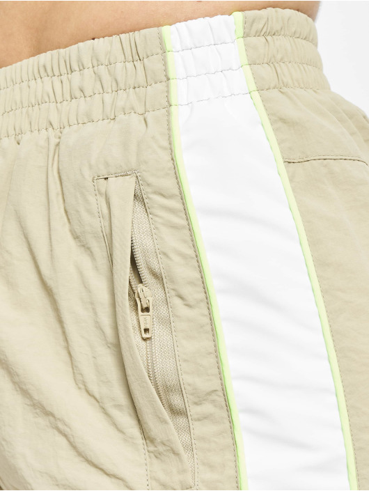 Urban Classics Jogginghose Piped beige