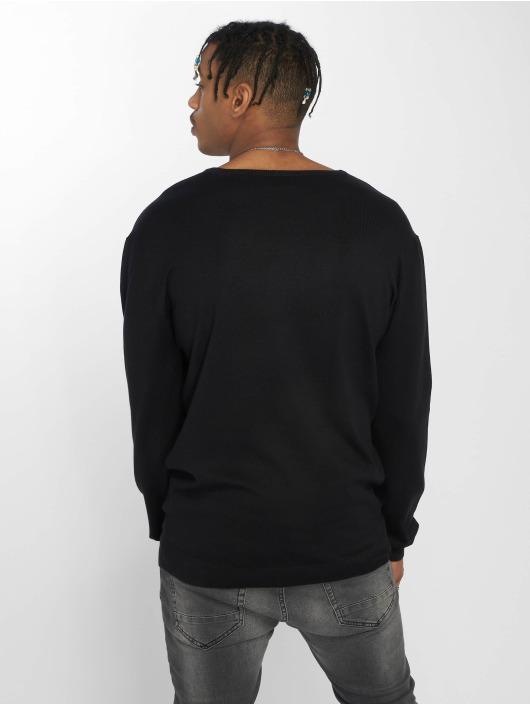 Urban Classics Jumper Sleeve black