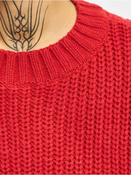 Urban Classics Jumper Wide Oversize red