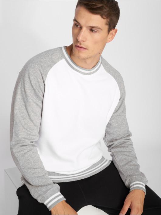 Urban Classics Jumper Contrast College white