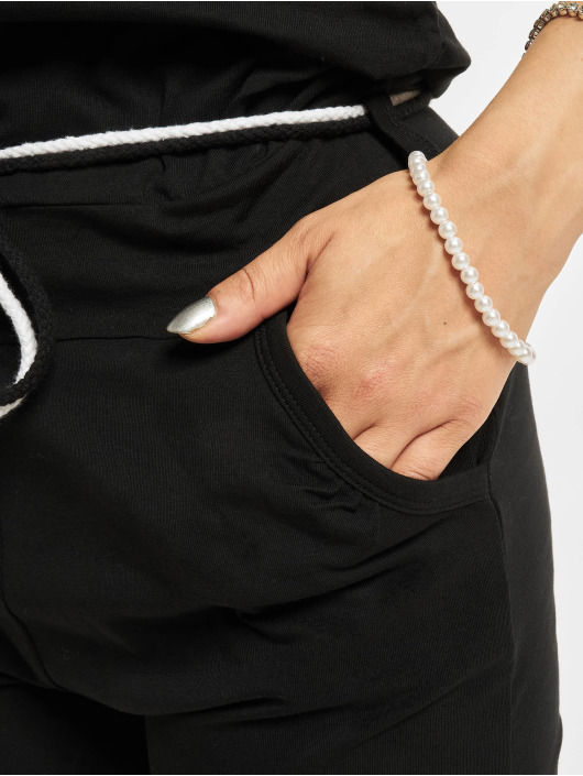 Urban Classics Jumpsuit Hot Turn Up schwarz