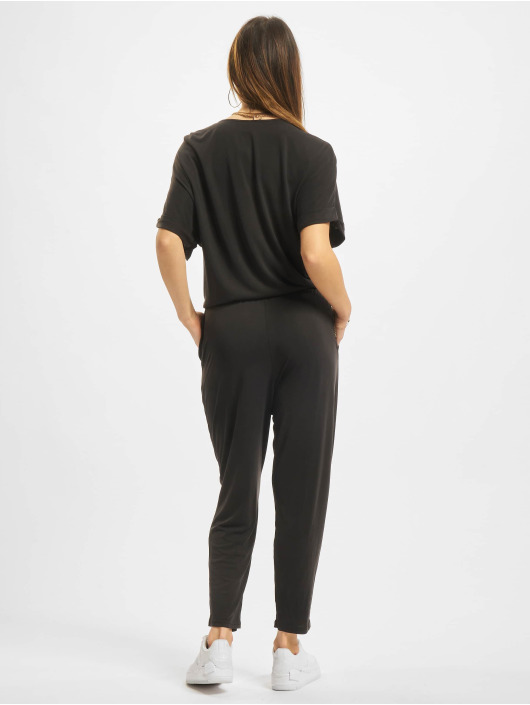 Urban Classics Jumpsuit Modal schwarz