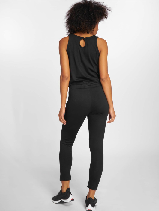 Urban Classics Jumpsuits Ladies Melange black