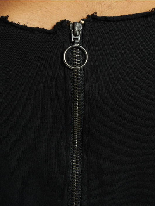 Urban Classics Jumpsuits Longsleeve Terry black