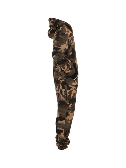 Urban Classics Jumpsuits Camo camouflage
