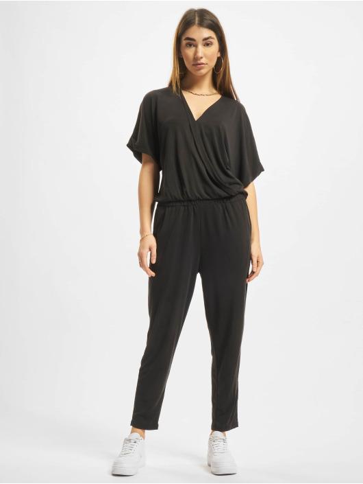 Urban Classics Jumpsuits Modal czarny