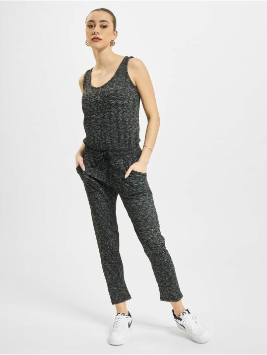 Urban Classics Jumpsuits Ladies Melange gray