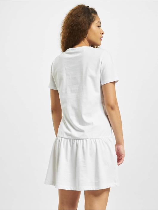 Urban Classics jurk Valance wit