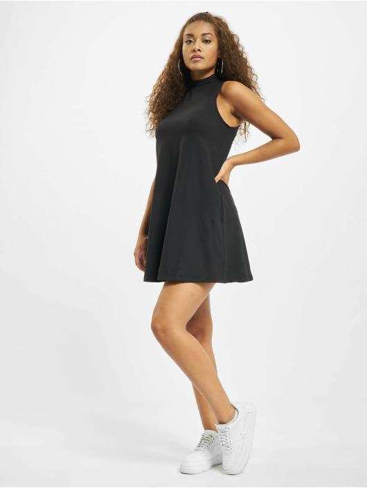 Urban Classics jurk A-Line zwart