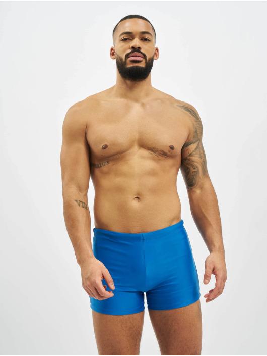 Urban Classics Kúpacie šortky Basic Swim modrá