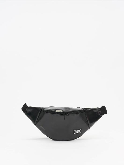 Urban Classics Kabelky Transparent Shoulder èierna