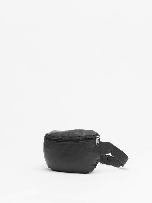 Urban Classics Kabelky Leather Imitation èierna