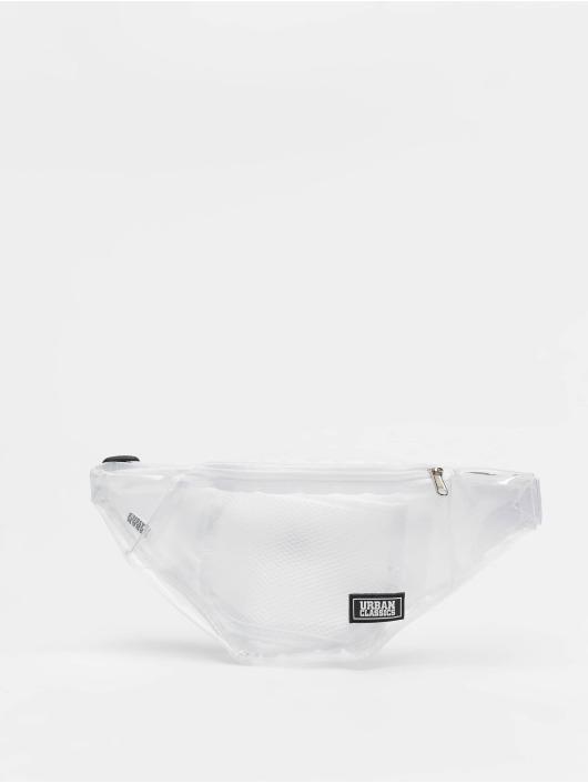 Urban Classics Kabelky Transparent biela