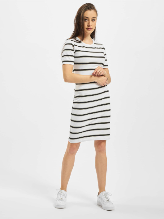 Urban Classics Klær Stretch Stripe hvit