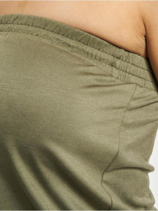 Urban Classics Klær Ladies Viscose Bandeau oliven