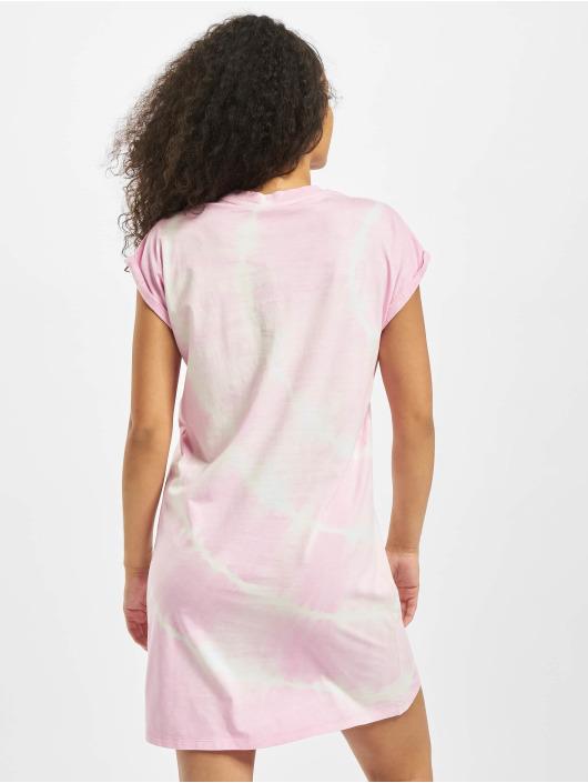 Urban Classics Klær Tie Dye rosa