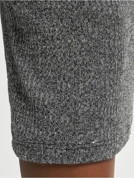 Urban Classics Kleid Rib grau