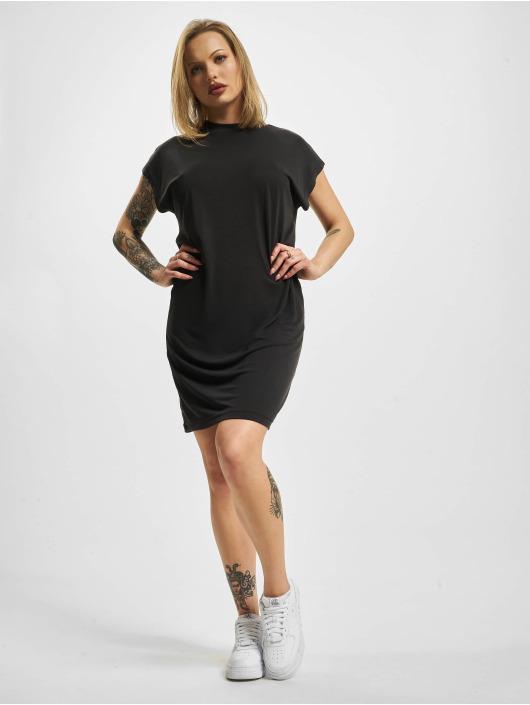 Urban Classics Kleid Modal schwarz