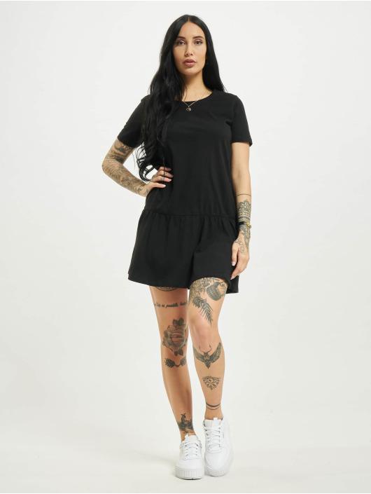 Urban Classics Kleid Valance schwarz