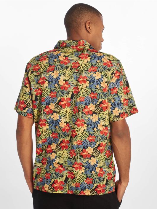 Urban Classics Koszule Pattern Resort kolorowy