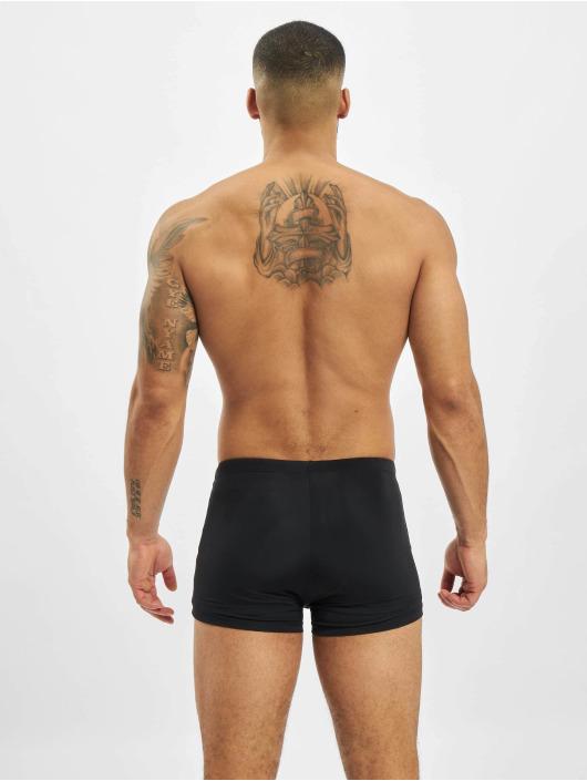 Urban Classics Koupací šortky Basic Swim čern