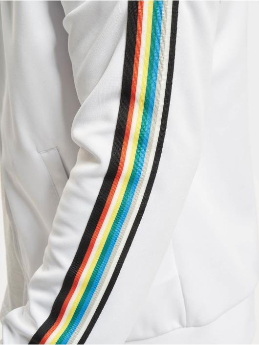 Urban Classics Kurtki przejściowe Sleeve Taped bialy