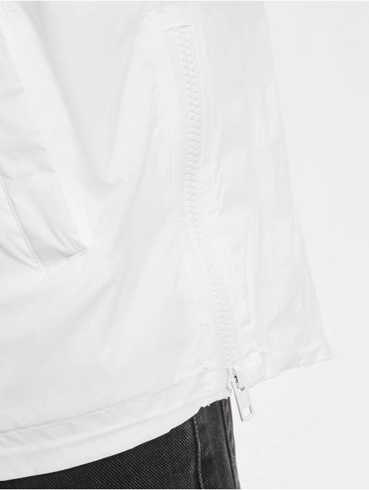 Urban Classics Kurtki przejściowe Stand Up Collar Pull Over czarny