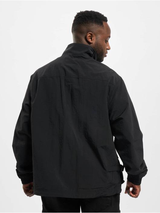 Urban Classics Kurtki przejściowe Multi Pocket czarny