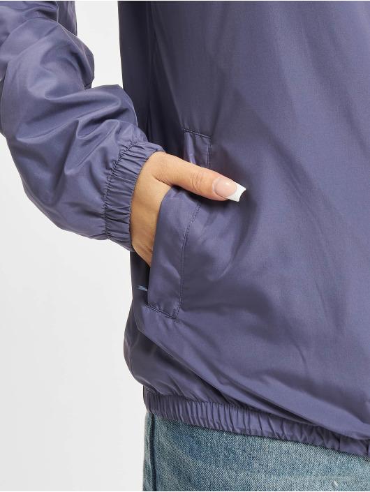Urban Classics Kurtki przejściowe Ladies Basic niebieski