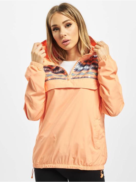 Urban Classics Kurtki przejściowe Ladies Inka pomaranczowy