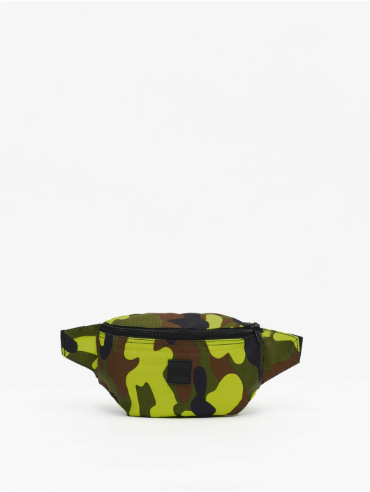 Urban Classics Laukut ja treenikassit Camo Hip camouflage