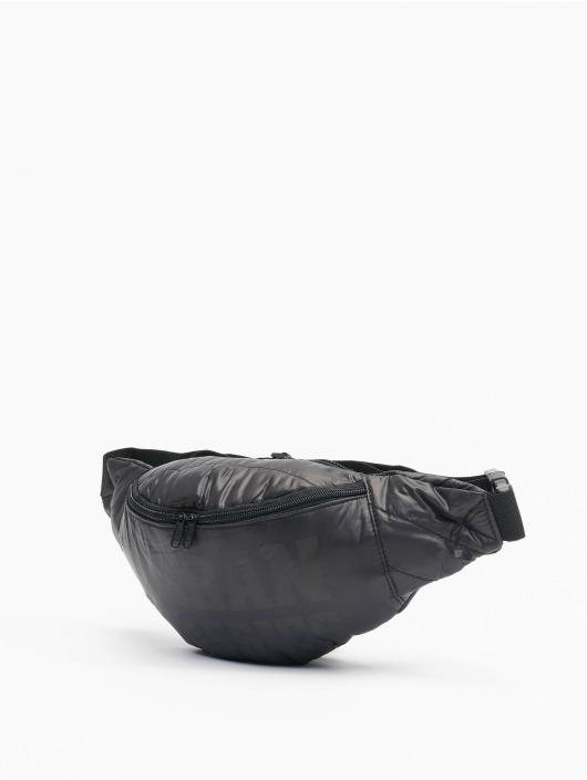 Urban Classics Laukut ja treenikassit Puffer Shoulde musta