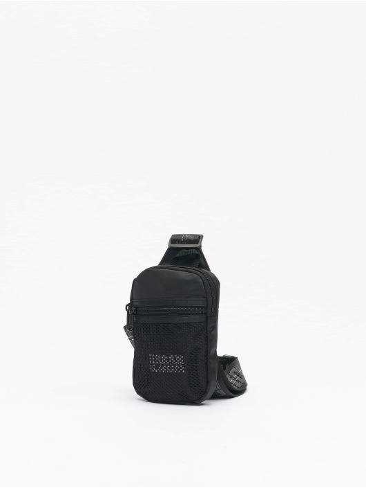 Urban Classics Laukut ja treenikassit Small Recycled Ripstop musta