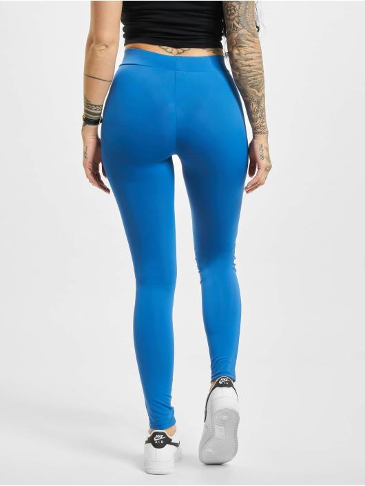 Urban Classics Legging Tech Mesh blau
