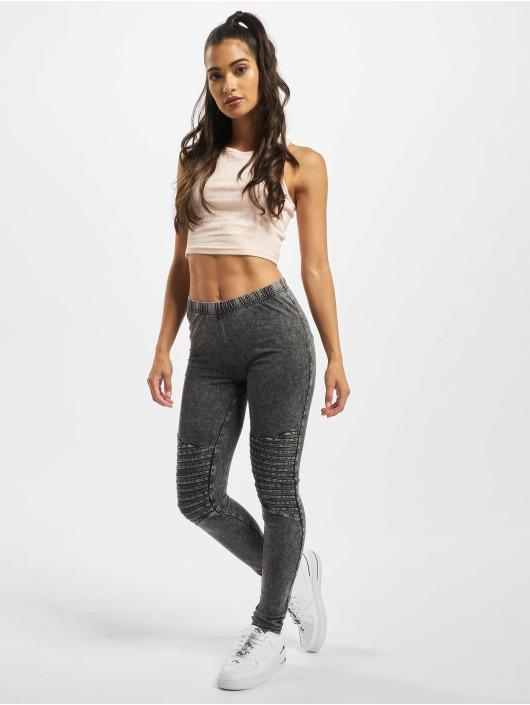 Urban Classics Legging Denim Jersey grijs