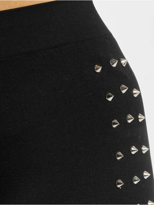 Urban Classics Legging/Tregging Side Rivets black