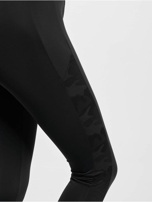 Urban Classics Legging/Tregging Jacquard Camo Striped black