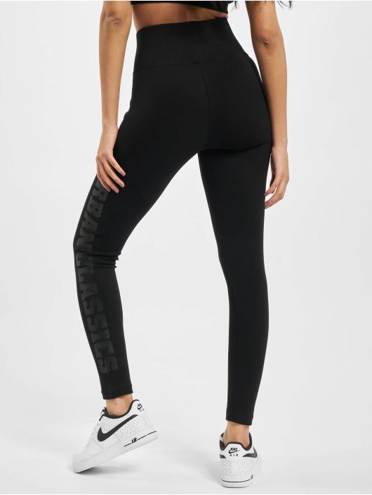 Urban Classics Legging/Tregging High Waist Branded black