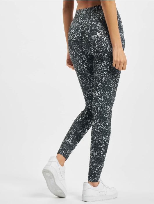 Urban Classics Legging/Tregging Ladies AOP black