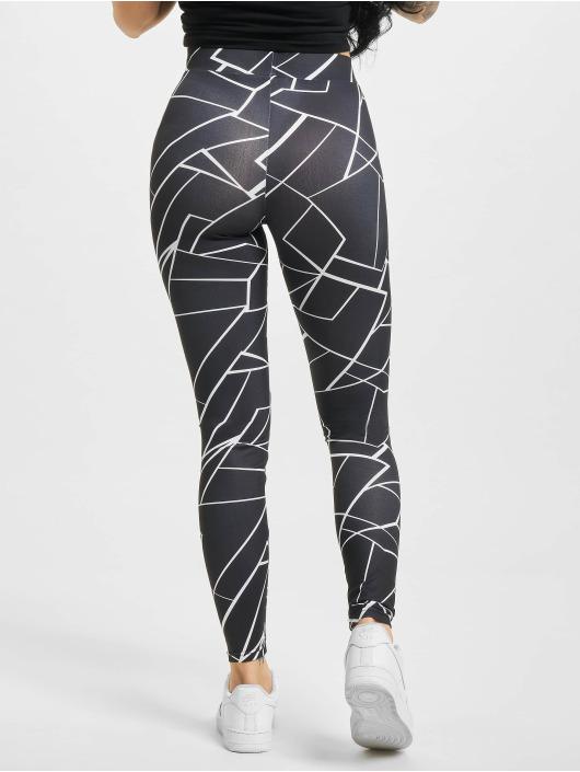 Urban Classics Legging/Tregging Aop black